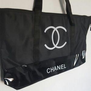 Chanel vip bag and headband